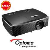Optoma 奧圖碼 投影機 RS360X XGA 多功能投影機 3600流明 公司貨 送90吋手拉布幕
