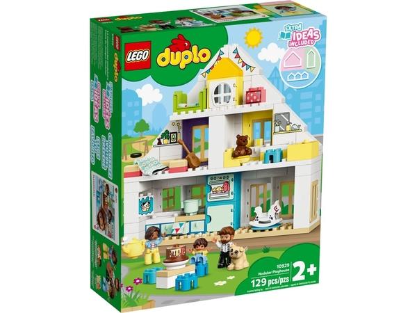 【愛吾兒】LEGO 樂高 duplo得寶系列 10929 模組玩具屋