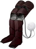 Panasonic【日本代購】松下 空氣按摩器 腿部 膝蓋 溫暖感EW-RA98 - 深棕色