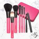 【Miss Sugar】初學者3CE 化妝刷7件套裝腮紅刷鐵盒彩妝工具刷子粉刷唇刷