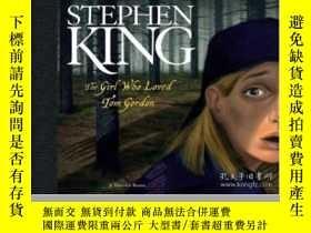 二手書博民逛書店The罕見Girl Who Loved Tom GordonY255562 King, Stephen  Di