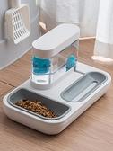 寵物餵食器 自動飲水機流動不插電貓喂食器喝水器大容量防打翻寵物飲水碗【快速出貨八折鉅惠】