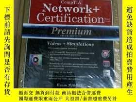 二手書博民逛書店CompTIA罕見Network+ Certification