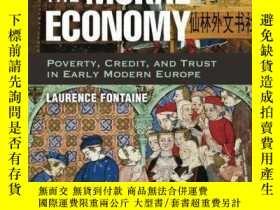 二手書博民逛書店【罕見】2014年出版 The Moral Economy: P