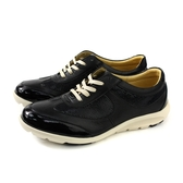 YS Yiu San 休閒運動鞋 牛皮 黑色 女鞋 25261690 no300