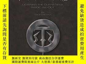二手書博民逛書店Hal罕見Leonard Fretboard Mastery Book With CdY256260 Troy