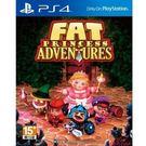 [哈GAME族]免運費 可刷卡 PS4 胖公主大冒險 Fat Princess Adventures 中英文合版 CGI 風格的圖像