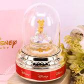 迪士尼系列金飾-黃金水晶音樂盒-甜蜜美妮款