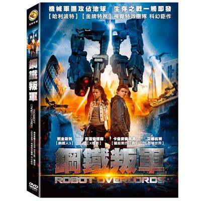 鋼鐵叛軍DVD