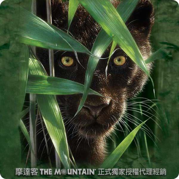 【摩達客】 (預購) 美國進口【The Mountain】自然純棉系列 叢林豹眼 T恤(10413045128a)