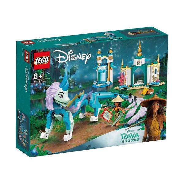 LEGO樂高 43184 Raya and Sisu Dragon
