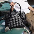 【5折超值價】經典日系潮流編織風格手提包側背包