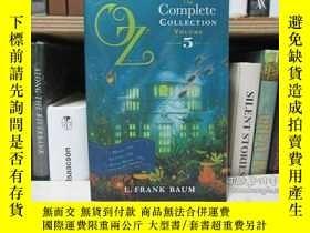 二手書博民逛書店Oz,罕見the Complete Collection, Vo