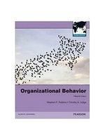 二手書博民逛書店 《Organizational Behavior 15/e》 R2Y ISBN:0273765299│StephenP.Robbins、TimothyA.Judge
