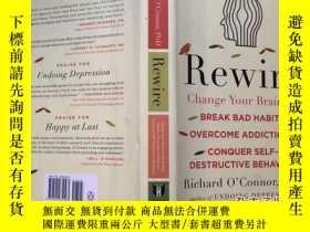 二手書博民逛書店英文原版Rewire:罕見Change Your Brain t