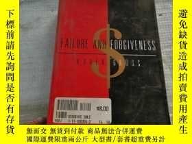 二手書博民逛書店FAILURE罕見AND FORGIVENESS KAREN GROSSY25599 看圖 看圖