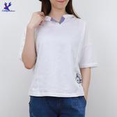 【春夏新品】American Bluedeer - 印花連帽上衣 二色  春秋新款