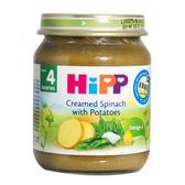 HiPP喜寶 天然馬鈴薯菠菜泥[衛立兒生活館]