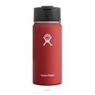 【線上體育】HYDRO FLASK 16oz 咖啡蓋寬口保溫鋼瓶 熔岩紅, OS