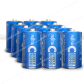 Fujitsu富士通 碳鋅2號電池(12顆入) R14 F-GP