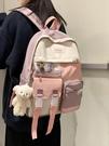 小學生書包女韓版中學生初中生五六年級可愛網紅大容量雙肩包INS 傑森型男館