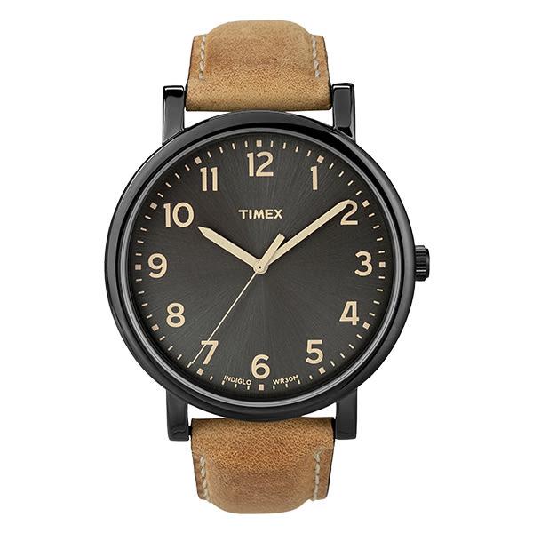 TIMEX/天美時 復刻系列 手錶/TXT2N677 黑