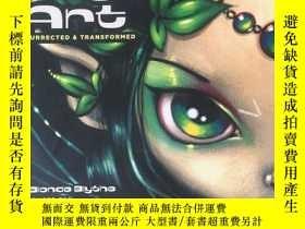 二手書博民逛書店英文原版書罕見Big Eye Art: Resurrected