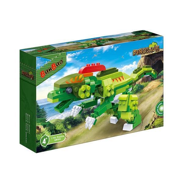 侏羅紀系列 NO.6856迅猛龍 電影 恐龍(與樂高Lego相容)【BanBao邦寶積木楚崴】