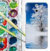 ✿ 3C膜露露 ✿ HTC One E8【雪樹*水晶硬殼 】手機殼 保護殼 保護套 手機套