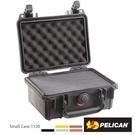 【EC數位】美國 派力肯 PELICAN Case 1120 軍用防水防震氣密箱 含吸震泡綿 防水 防震 防撞箱 保護箱