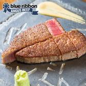 【599免運】美國PRIME藍絲帶霜降牛排1包組(120公克/2片)