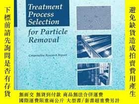 二手書博民逛書店Treatment罕見Process Selection For Particle Removal (cooper