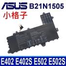 ASUS B21N1505 2芯 原廠電池 小格子 E402NA E502MA E502SA E502NA E402 E402S E402M E402MA E502 E502S