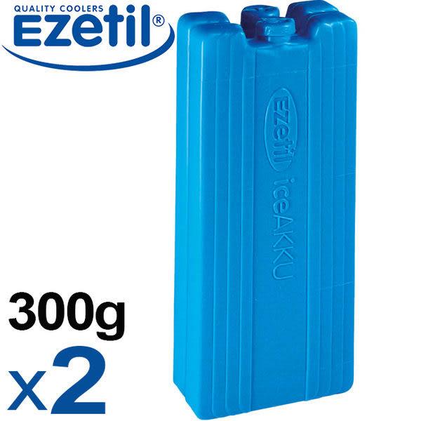 【速捷戶外】德國Ezetil 882200 國製凝膠保冷劑300g(2入)