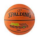 SPALDING 斯伯丁 NBA 橘 黑 室外 耐磨 籃球 jam session 標準球 7號 練習球 SPA83187