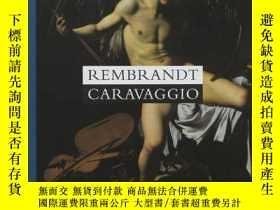 二手書博民逛書店Rembrandt罕見- CaravaggioY364682 Taco Dibbets B.v. Waande