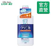 日本獅王固齒佳酵素漱口水450mlX6