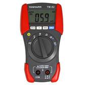 TENMARS泰瑪斯 經濟型3 1/2數位三用電錶 TM-82