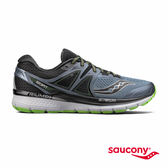 SAUCONY TRIUMPH ISO 3 專業訓練鞋-黑x灰x灰藍