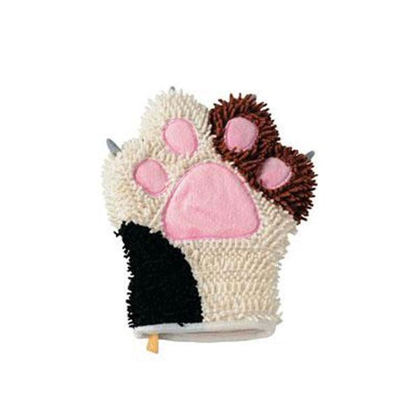 趣味貓掌抹布手套(三色貓)★funbox★SETO CRAFT_OC08649