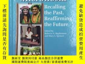 二手書博民逛書店ULITHI罕見ATOLL MICRONESIA:recalling the past reaffirming t