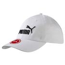 Puma 白色 帽子 運動帽 老帽 遮陽帽 六分割帽 經典棒球帽 運動帽 05291910