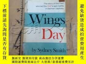 二手書博民逛書店Wings罕見Day: The man who led the