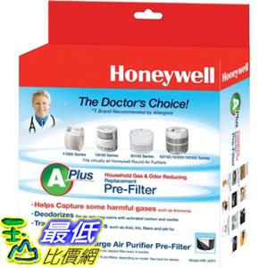 [美國直購] Honeywell HRF-APP1 濾網 Premium Odor-Reducing Air Purifier Replacement Pre-Filter, HRF-APP1 / Filter (A)