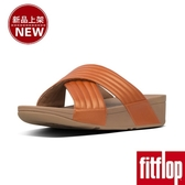 【FitFlop】LULU PADDED CROSS SLIDES(橙色)