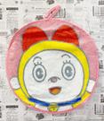 【震撼精品百貨】Doraemon_哆啦A夢~哆啦A夢日本可掛式方巾/毛巾-小叮鈴(圓)#11814