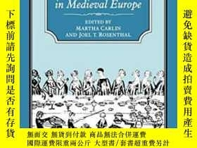 二手書博民逛書店Food罕見& Eating In Medieval EuropeY255562 Carlin, Martha