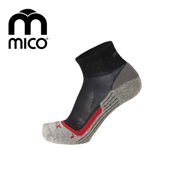 MICO Multisport Sock 多功能運動襪 CA1613 / 城市綠洲(義大利、萊卡、舒適柔軟、抗臭)