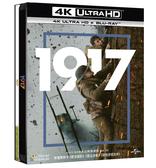 【停看聽音響唱片】【BD】1917 雙碟限量鐵盒『4K』