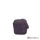 BESIDE-U BTO 中性多夾層直立式側背包 原廠公司貨